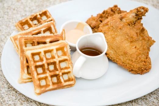 Chicken-and-waffles-The-Astor-Room-Brunch-Tasting-We-Heart-Astoria-Queens