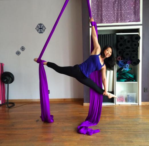 We Heart Astoria Aimee Art of Fitness