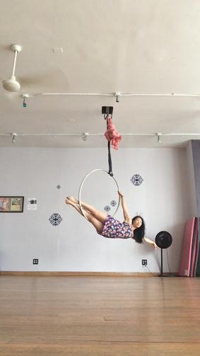 We Heart Astoria Aimee Art of Fitness2