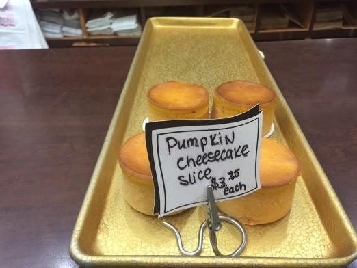 parisi-bakery-pumpkin-cheesecake-pumpkin-dishes-we-heart-astoria-eeeeeats-queens-food