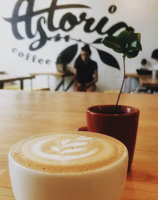 Photo Courtesy of Astoria Coffee