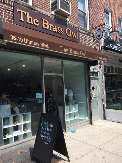 Photo Courtesy of The Brass Owl