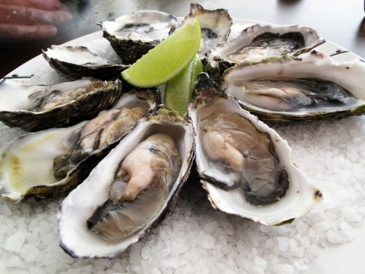 How excellent do these oysters look?