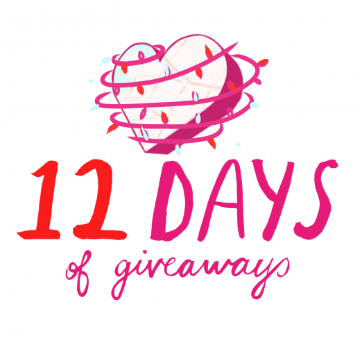 12 Days of Giveaways_2015 Logo