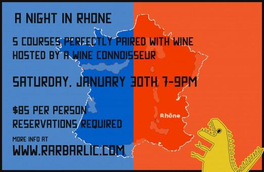 Night in Rhone_RAR Bar