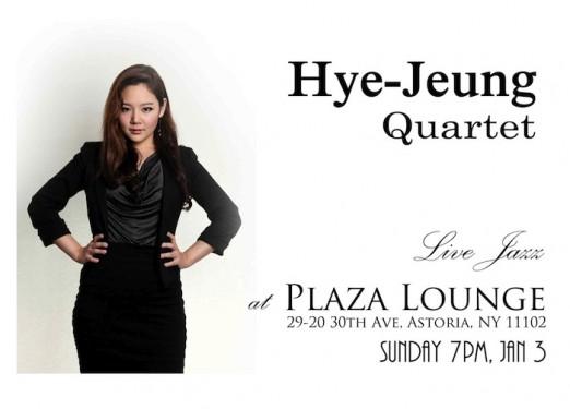 hye-jeung-quartet-plaza-lounge-astoria-queens