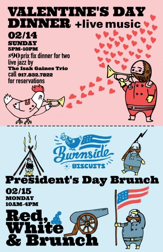 Valentines&PresidentsDay
