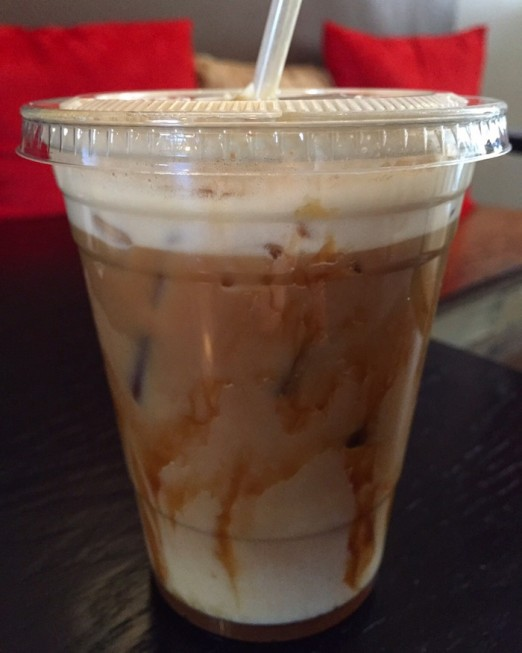iced-caramel-latte-cafe-lefrape-astoria-queens