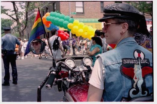 Queens Pride 1994. Photo by Richard Shpuntoff