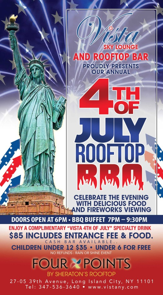 4th of July Flyer_Vista