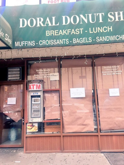 doral-donuts-shuttered-closed-astoria-queens