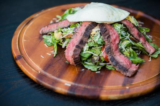 better-steak-salad-No5-menu-tasting-we-heart-astoria-queens