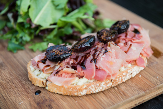 proscuitto-toast-No5-menu-tasting-we-heart-astoria-queens