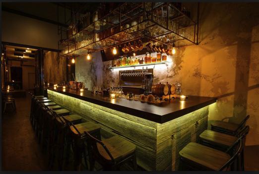 Standing Room_interior bar
