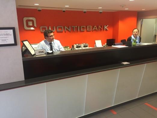 Ara Yegoryan Mary Castro Quontic Bank
