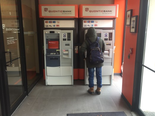 Quontic Bank ATMs