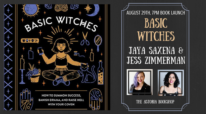 Basic Witches by Saxena, Jaya (ebook)