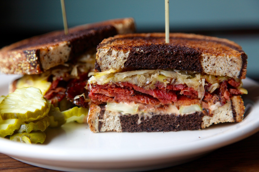 The Bonnie - Pastrami Reuben3 - photo credit Mike Di Tota