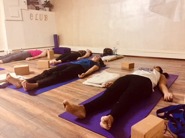 astoria yoga club