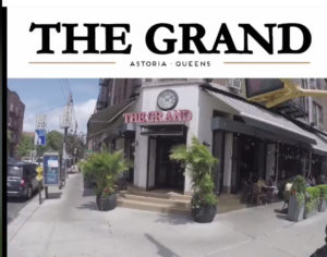 The Grand Cafe Storefront