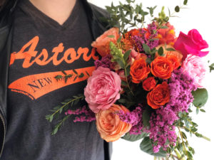 'The Astorian' Bouquet