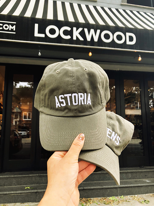 Astoria Baseball Caps