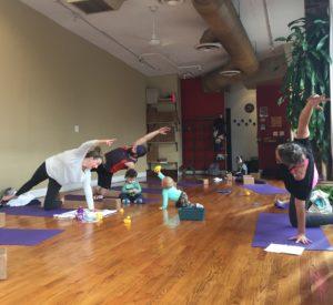 Yoga Agora Class