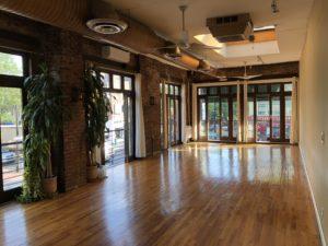 Yoga Agora Studio Space