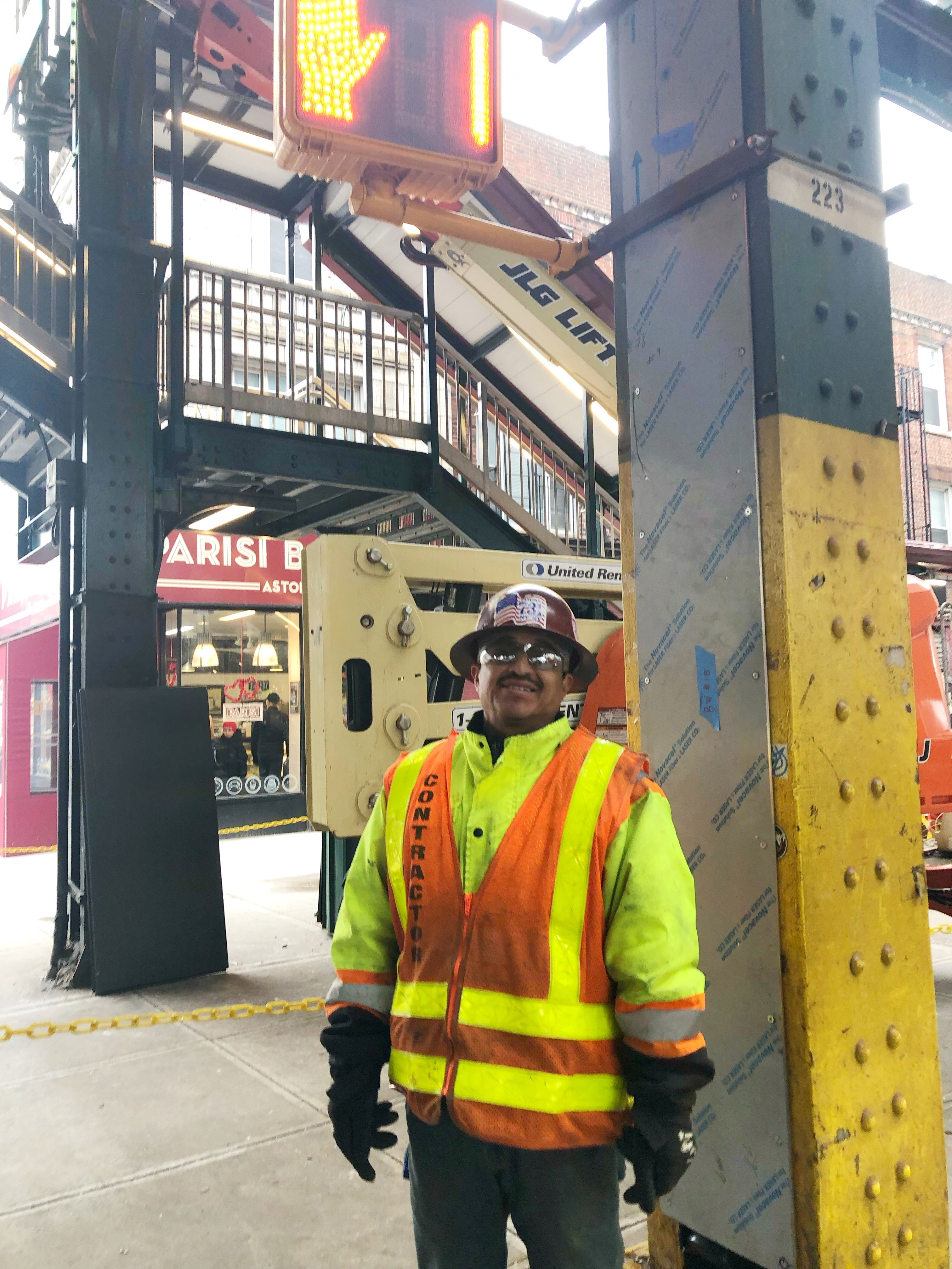 Broadway Station reopening January 23