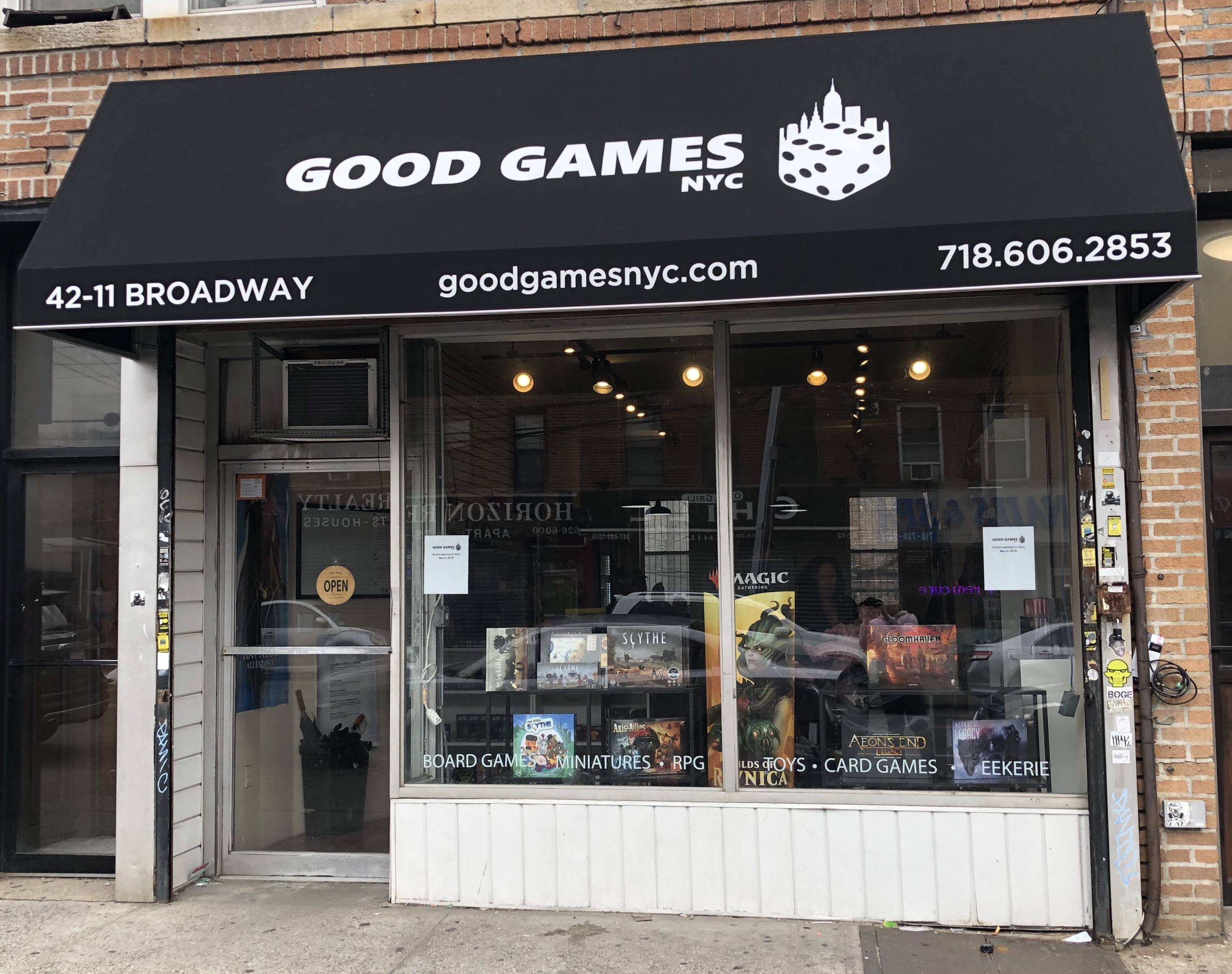 Good Games NYC