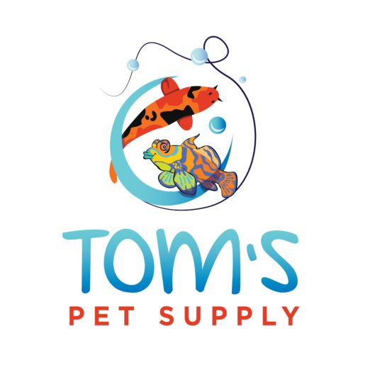 Tom's Pet Supply - Logo